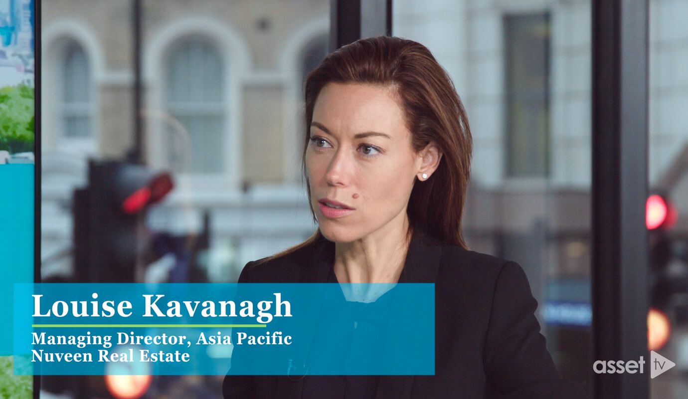 Louise Kavanagh - Managing Director, Asia Pacific - Nuveen Real Esate - Asset TV