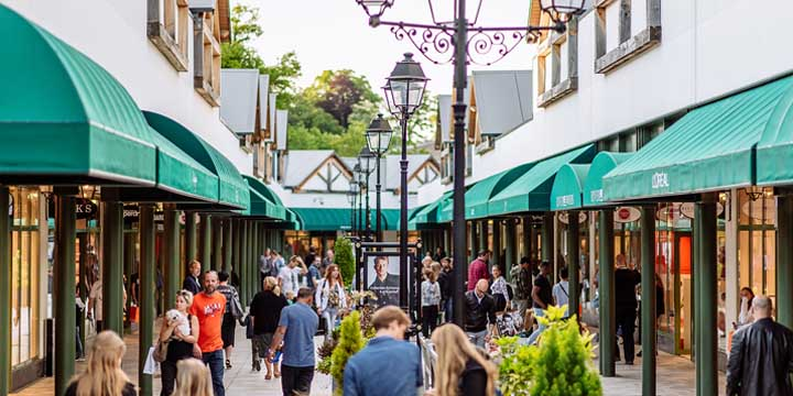 Luxembourg Designer Outlet