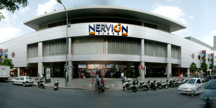 Nervin Plaza Front View