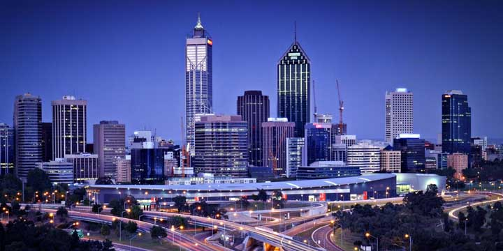 Australia - Identifying future-proof cities