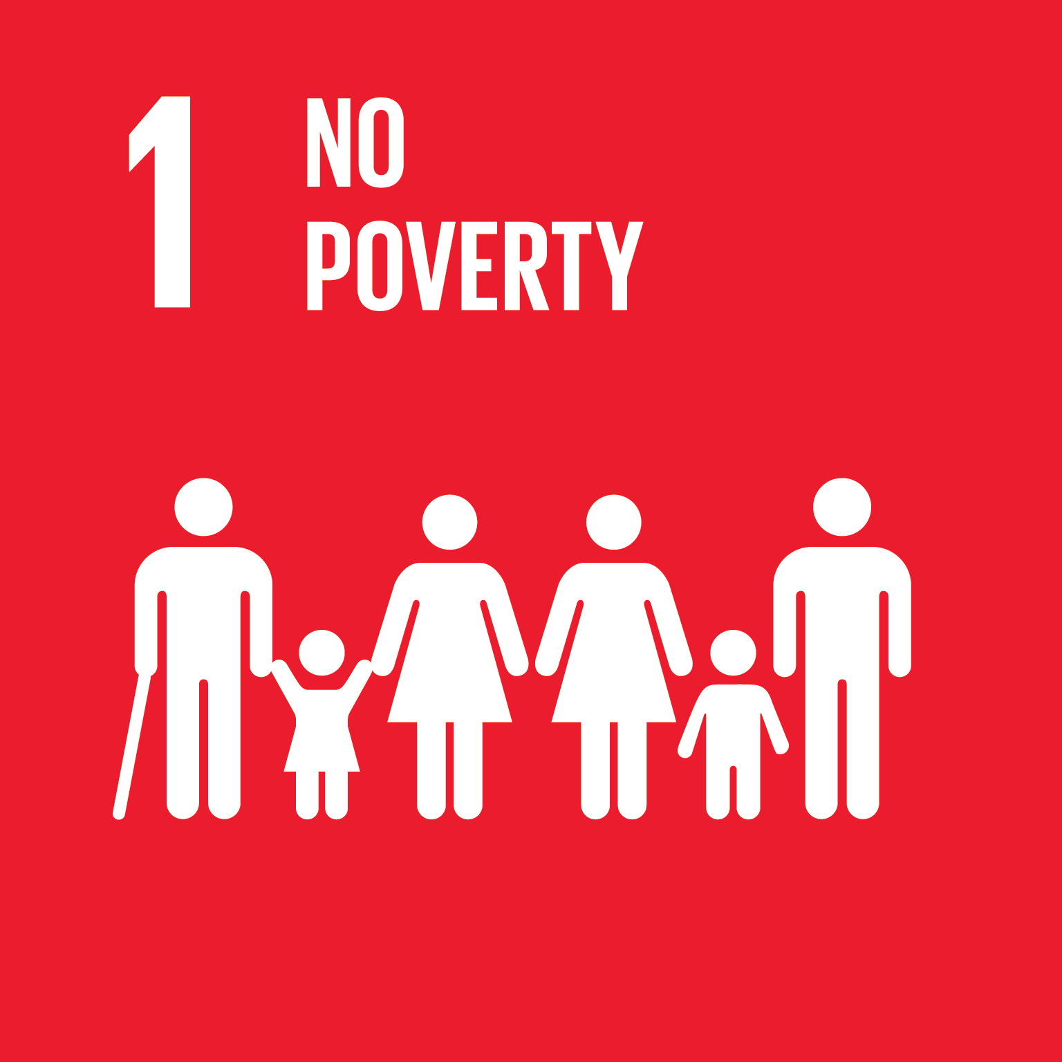 U.N. SDG goal 1, no poverty