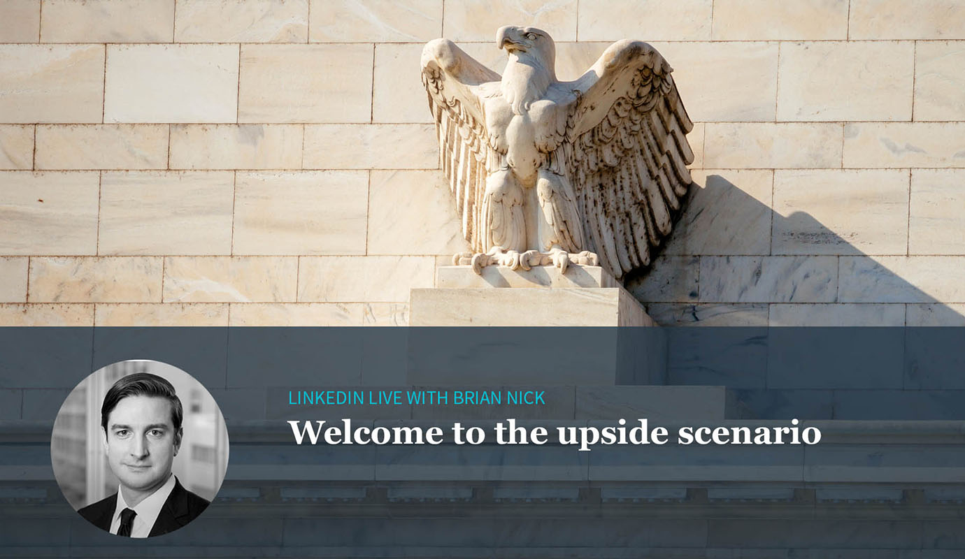 Brian Nick discusses the March Fed meeting and offers Nuveen's outlook on speedy vaccinations and another massive round of fiscal stimulus.