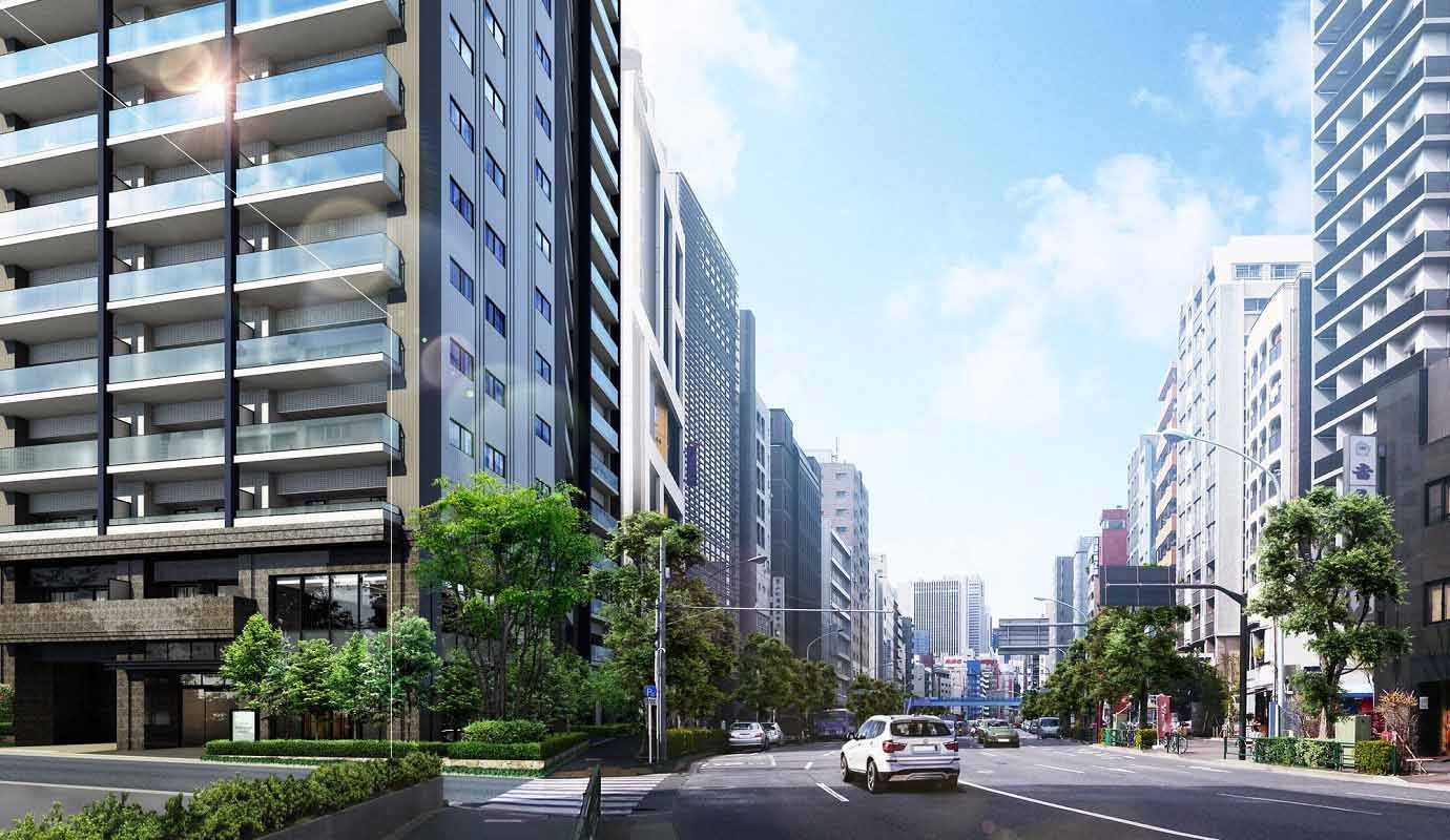 Kenedix, Nuveen Real Estate and Bouwinvest expand Tokyo multifamily partnership_Hero